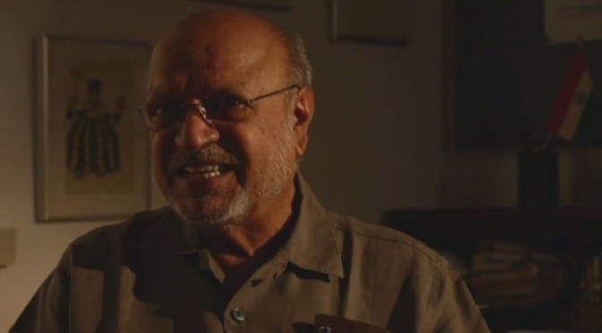Retrospective of Shri Shyam Benegal