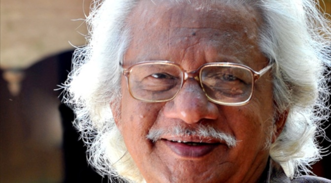 Retrospective of Adoor Gopalakrishnan