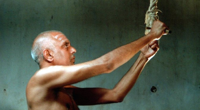 NIZHALKUTHU (Shadow Kill) Adoor Gopalakrishnan