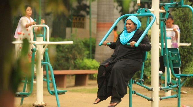 Veil Done (Juhi Bhatt)  India