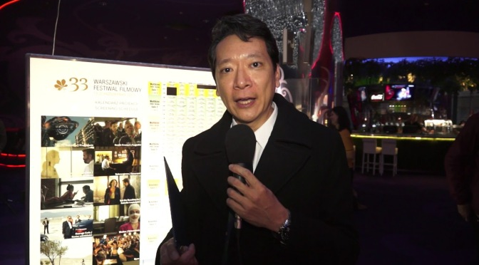 Interview with Wai Lun Kwok. Participant at Imagineindia 2018