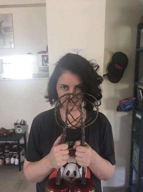 Veronica kedar with awards