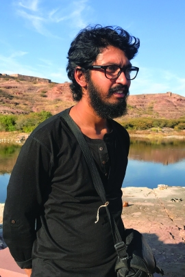Raunaq Das