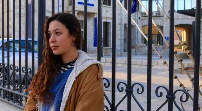 Objector (Molly Stuart) Israel