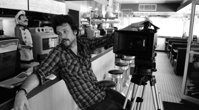 SEAN PRICE WILLIAMS, NOMINATED BEST DOP FOR ONE MAN DIES ONE MILLION TIMES (JESSICA ORECK)