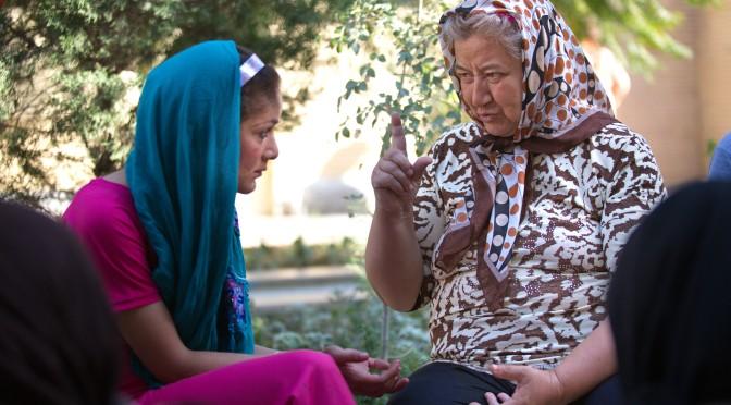 The Marriage Project (A. Attarzadeh/H. Eslami) Iran