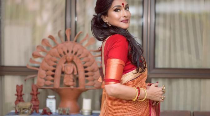 Rituparna Sengupta, the Queen of Tollywood at Imagineindia