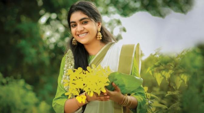 Nimisha Sajayan wins Second Best Actress Award at Imagineindia 2021